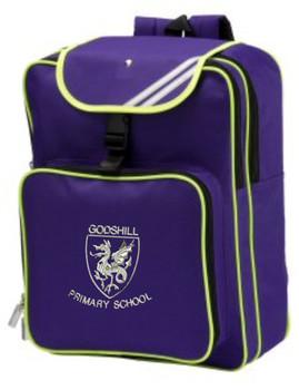 Godshill Primary Junior Back Pack