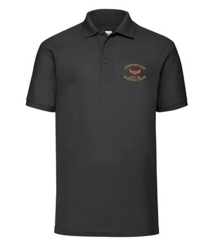 Newport IOW Boxing Club Polo - ADULT