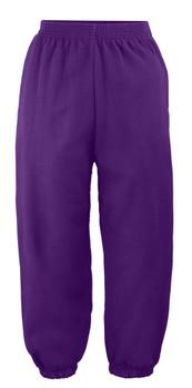 Purple Kids Jog Pants