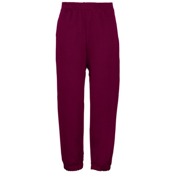 Maroon Jog Pants - ADULT