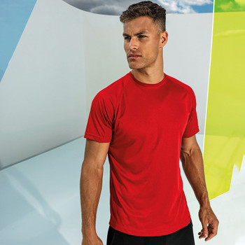 Panelled Tech Tee - ADULT