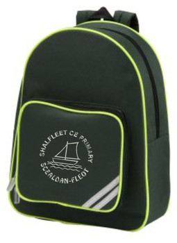 Shalfleet Primary Infant Back Pack