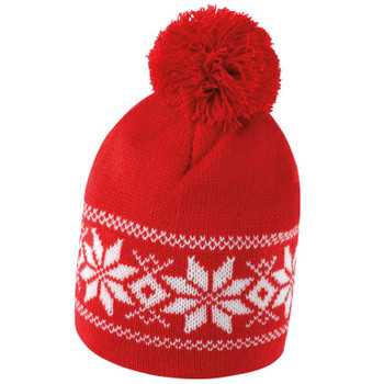 Fair Isles Knitted Hat