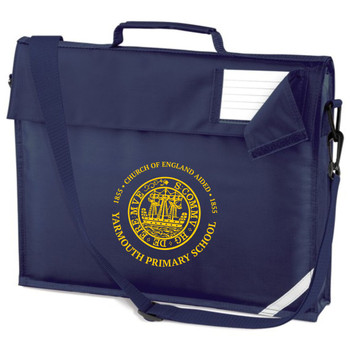 Yarmouth Primary Book Bag with Strap