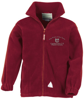 Carisbrooke Primary Fleece
