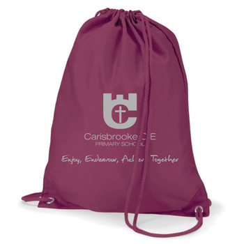 Carisbrooke Primary PE Bag