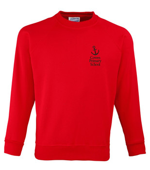 Cowes Primary Sweatshirt