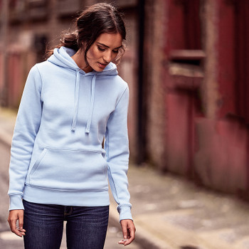 Authentic  Hoodie - LADIES