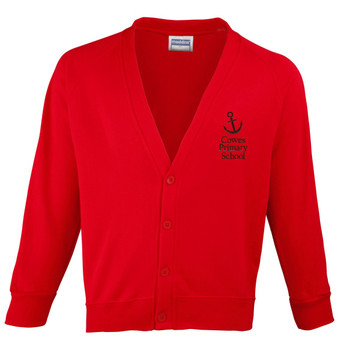 Cowes Primary Cardigan