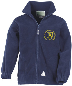 Arreton Primary Fleece