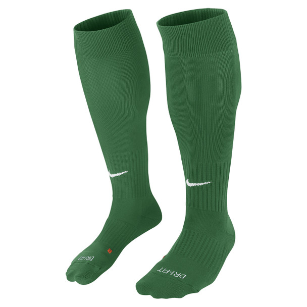 Nike Classic II Sock - Pine Green/White