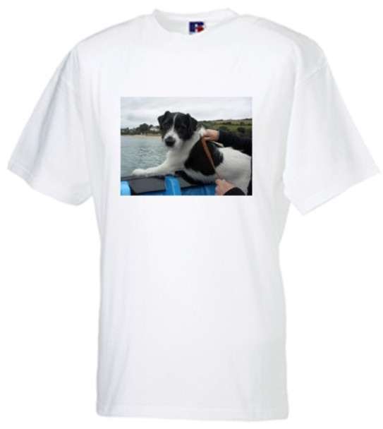 'Your' Photo or Picture T-Shirt - CHILD