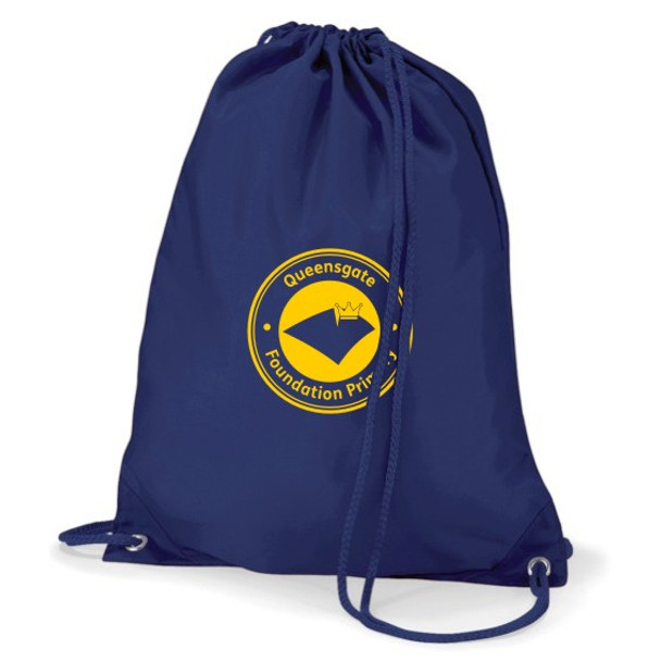 Queensgate Primary PE Bag