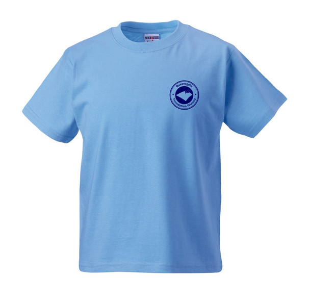 Queensgate Primary PE T-Shirt