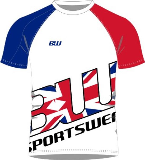 1318b9d6b Sports T-Shirt - Custom Made With Your Design - BigWight