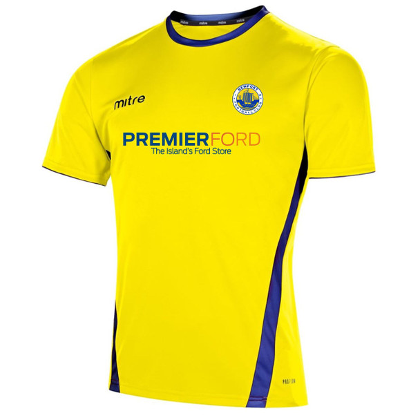 Newport IW FC Replica 2018-19 HOME Jersey - ADULT