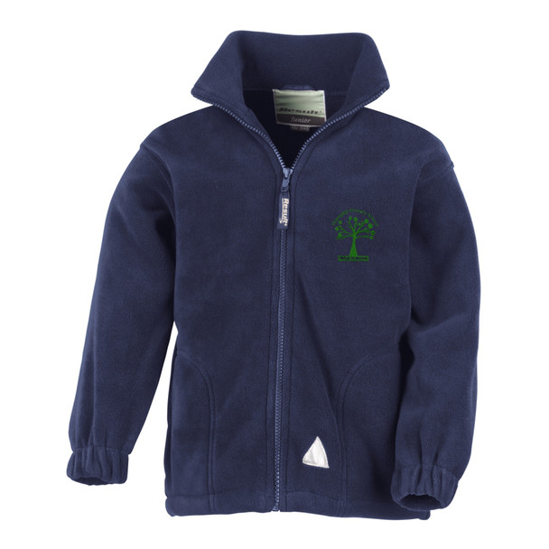 Hunnyhill Primary Fleece - Sept 2019