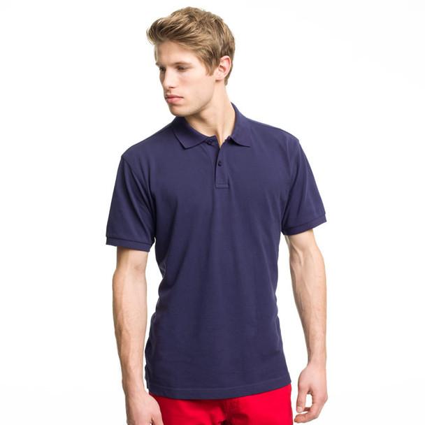 Newport Golf Club Polo - Men's Classic Cotton