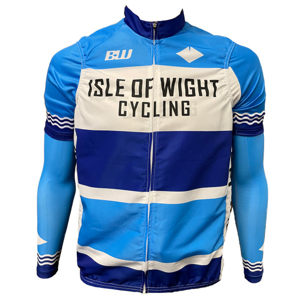 Shown with matching IOW Cycling S/Sleeve Jersey and Gilet (sold separately)