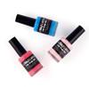 Liquid Latex for Nail Art 12ml Bottle. Red, Pink, Blue Liquid Latex.