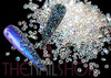 Clear AB Glass Micro Mini Pixie Crystals (Bag of 1440PCS) - 1.2mm
