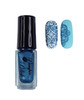Pamper Polish Nail Stamping Plate Polish Mini 5ml - METALLIC TEAL