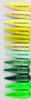 KRAZED KIWI - Light Green Glitter Acrylic Powder 14gm