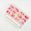 French Collection Stiletto Press On Nail Tips (240PCS Box + File)