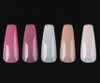 French Collection Coffin/Ballerina Press On Nail Tips (240PCS Box + File) - Soft Gel Tips