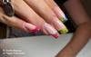 Simply Nail Gel UV/LED (Hard Gel) 5ml - Neon Yellow (Transparent Yellow)
