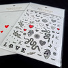 Snake Nail Stickers (+ Love, Moons, Stars, Hearts, Butterflies, Leaves & More!)