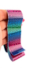 Rainbow Leopard Nail Art Transfer Foil