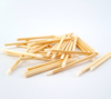 50PCS X Eco Friendly Bamboo Lip Gloss Applicators/Wands (Lint-Free Tip)