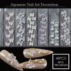 48PCS X 3D Acrylic Resin Aurora AB Teddy Bears, Butterflies & Ribbons