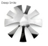 Deep Smile Long Oval Smile Line Acrylic Cutter