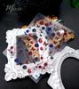 Moxie Ultra Thin Flexible Nail Art Stickers - Bleeding Roses/Bitten Apples