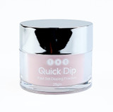 TNS Quick Dip Fast Setting Coloured Powder 28gm - French Pink QD002