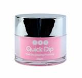 TNS Quick Dip Fast Setting Coloured Powder 28gm - Baby Pink QD004