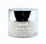 TNS Quick Dip Fast Setting Coloured Powder 28gm - Beige Nude QD006.