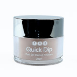 TNS Quick Dip Fast Setting Coloured Powder 28gm - Pink Nude QD008