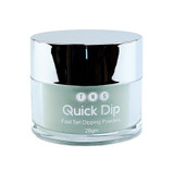 TNS Quick Dip Fast Setting Coloured Powder 28gm - Light Sea Foam Green QD021
