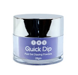 TNS Quick Dip Fast Setting Coloured Powder 28gm - Lilac Purple QD024