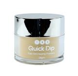 TNS Quick Dip Fast Setting Coloured Powder 28gm - Mustard Shimmer QD028