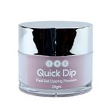 TNS Quick Dip Fast Setting Coloured Powder 28gm - Grape Shimmer QD029