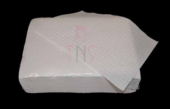 4 Ply White ECONAPS Dental Table Napkins Bibs (200mm x 280mm) - 250PCS