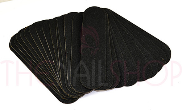 Disposable Replacement Emery Pads for TNS Pedicure Paddle (Fine or Coarse Grit)