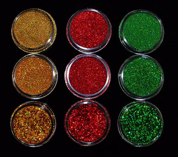 Christmas Nail Glitter