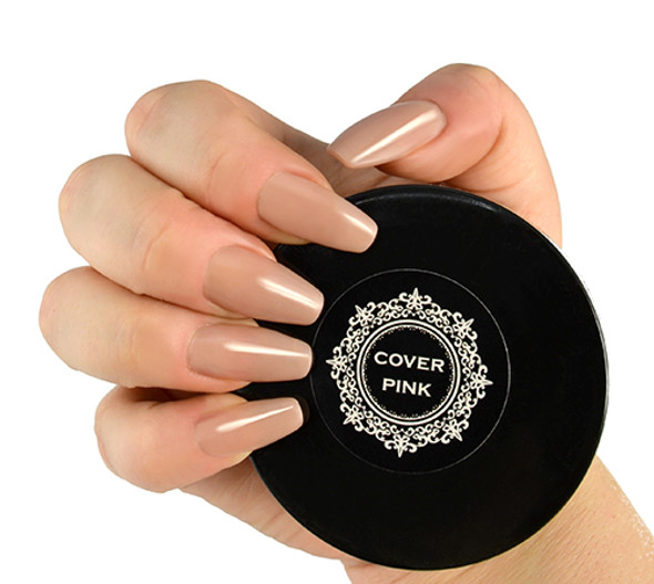 Nail Artistry Premium Natural Cover Pink Acrylic Powder