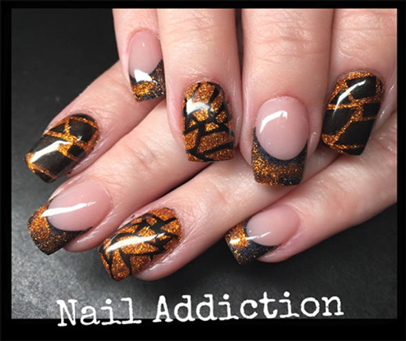 By Danni at Nail Addiction (South Australia)  https://www.facebook.com/dannisnailaddiction/