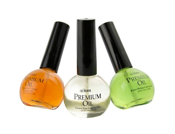 INM Premium Cuticle Oil for Manicures
